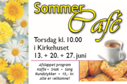 23 Sommercafe